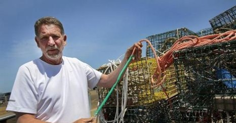 john aviland of the south shore lobstermen's association