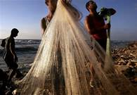 pollution harms fishermen