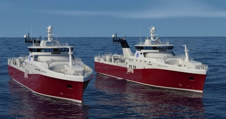 two trawlers for iceland