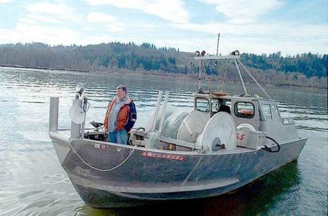 willapa bay gillnetter