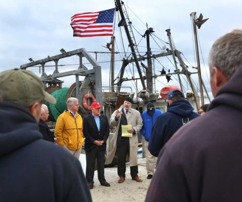 Commercial fishermen blast new state report