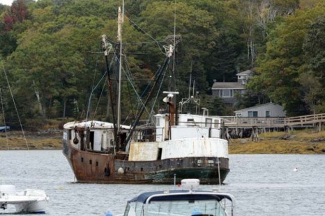 Abandoned 90-foot fishing boat finally has an owner