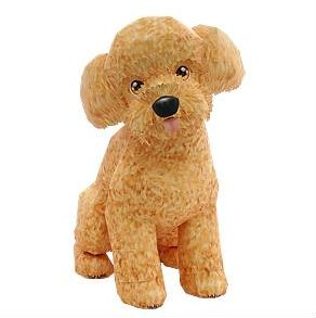toy-poodle_papercraft