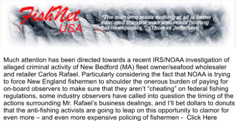 FishNet USA/NOAA Enforcement, media bias, and what's fact checking?