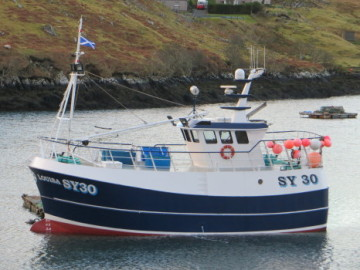 louisa named locally as sunken fishing vessel