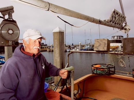 California fishermen, enviros fight over proposal to protect underwater seamounts.