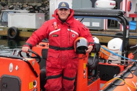 A coast guard vet raced to save freezing fishermen: 'I remember my friggin' heart pounding'