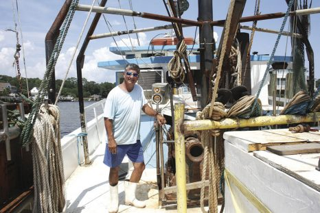 Myrtle Beach Shrimper enters the political ring