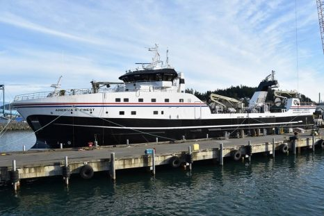 Puget Sound fishing firms tussle in Congress over new ship that ran afoul of federal law