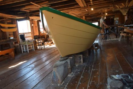 'I love upholding the tradition' – 1880 history lives on at Shelburne Dory Shop