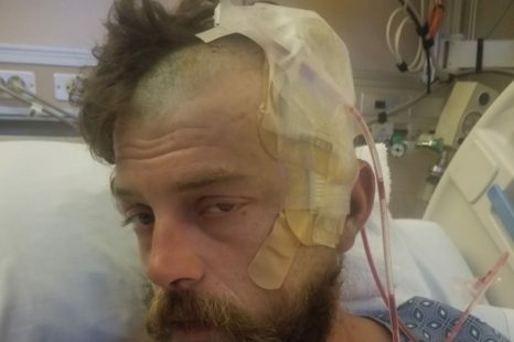 A Fundraiser for Injured Crab Fisherman Sean Harvell's Recovery Fund