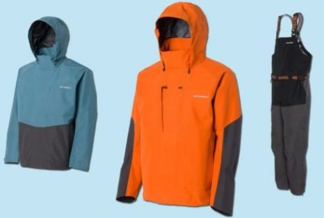 Grundéns and Gore-Tex® build rugged new line of fishing rain gear