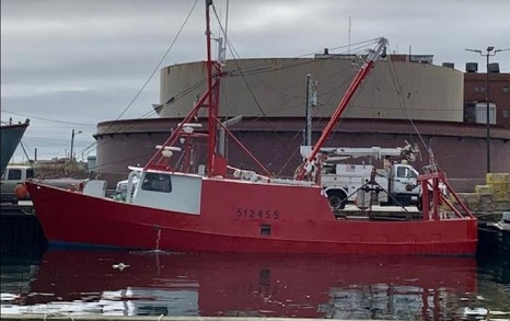 Owner of New Bedford vessel capsized off Martha's Vineyard fears 3 crew members perished
