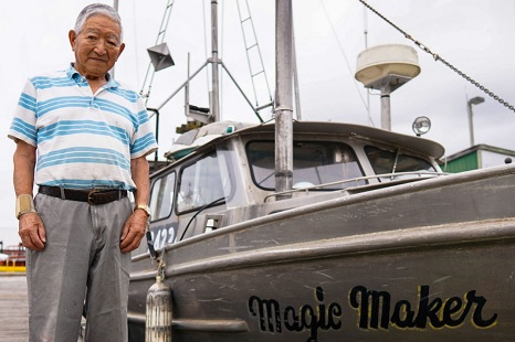 Three generations of the Hamada family have fished British Columbia's coast. Will the latest outlive the salmon they seek?