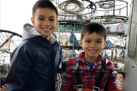 A family of crabbers – Tradition provides a through line for generations