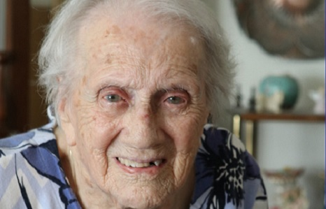 Happy 105th Birthday, Esther 'Essie' Lindeman