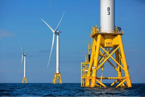 As Commerce Secretary, Raimondo to play key role in offshore wind.