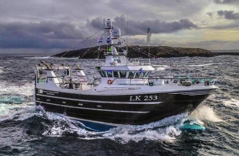 New F/V Ocean Challenge a massive boost to Skerries