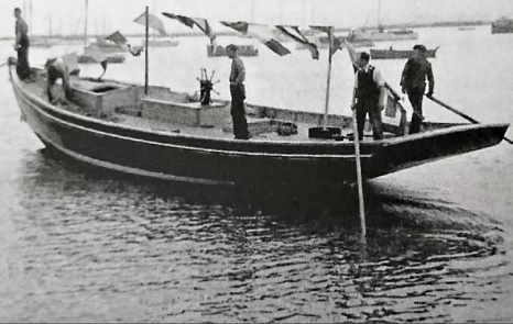 Restore the oyster dredger Vanguard! Plea to help fund restoration of Essex boat used at Dunkirk