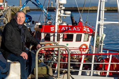 In nearly 50 years as a fisherman Arnold Locker has seen it all – 'crews will be worse off in 2021 than before they left the EU'