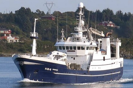 A World First: Activation of Commercial Iridium Global Maritime Distress Safety System on board Norwegian Trawler
