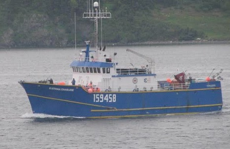 'You can't touch the union boat'- Former Fishery Officer alleges DFO kept 2012 Katrina Charlene conviction quiet