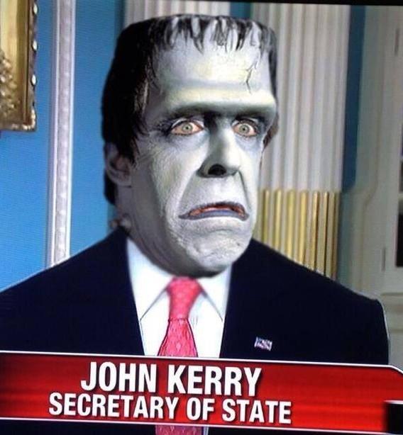 John Kerry Munster