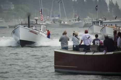 Lob boat race stonington 2014