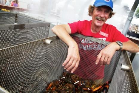 lobster festival rockland