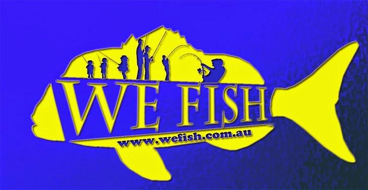 we fish logo c