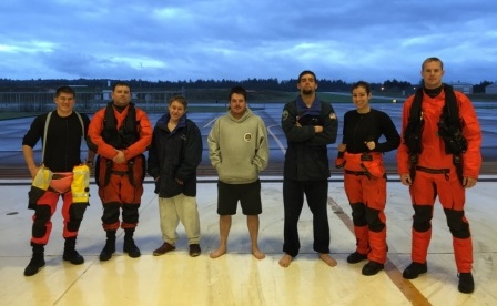 fv blazer crew 3 with rescue crew