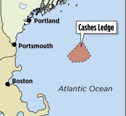 cashes ledge