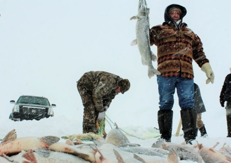 Metis fishermen