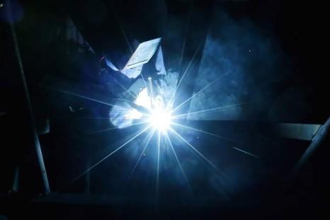 blue fleet welding