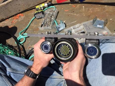 smast 9 camera setup