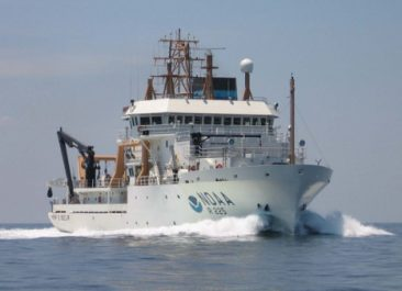 NOAA FSV Henry B. Bigelow. NOAA Photo