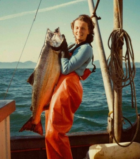 sylvia taylor author bc fisheries