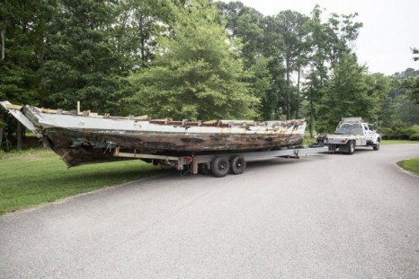 skipjack restoration