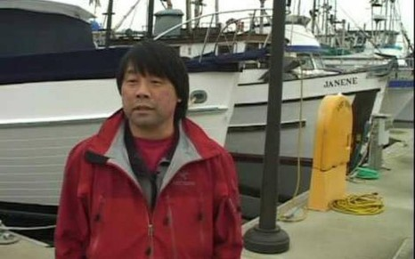 Kawahara Joel Kawahara is a Seattle commercial salmon fishermen