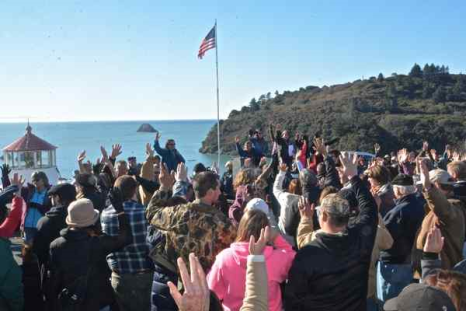 20th annual Blessing of the Fleet in Trinidad