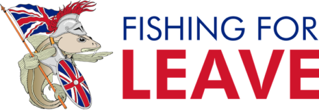 logo fishing for leave