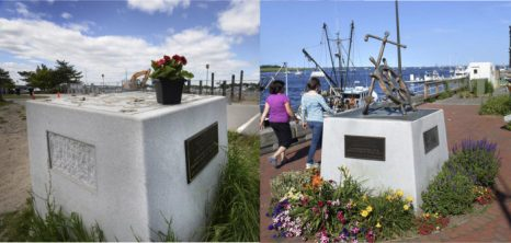 newburyport fishermen memorial
