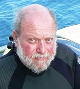 Mystic Aquarium Senior Research Scientist Peter Auster