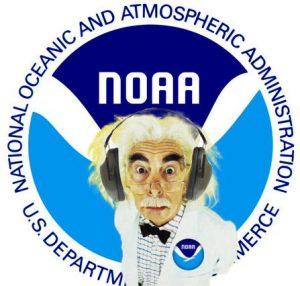 noaa ear muff scientist
