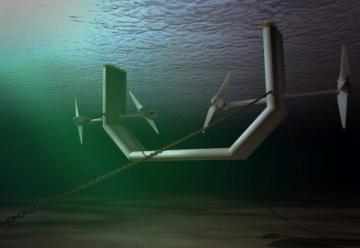 untitled floater turbine