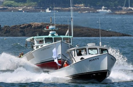 New Organizers Carry On Tradition Of Bristol Lobster Boat Races