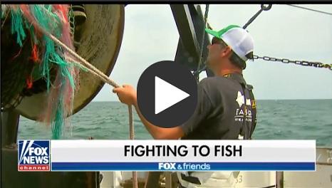 Will Congress reel in regulations on America's fishermen?