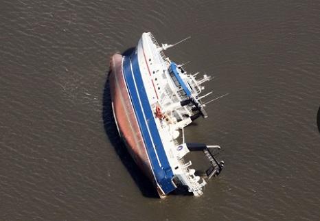 Despite Hurricane Michael, Eastern Shipbuilding Keeps Working