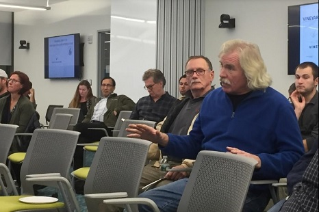 Fishermen ask for more time to study wind impact