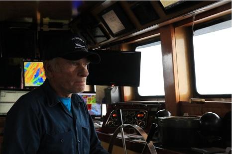 F/V Darana R Hosts NOAA Fisheries Scientists During Fall Survey